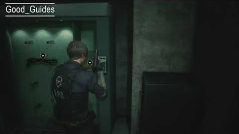 Resident Evil 2 Remake Guides How to get the Shotgun