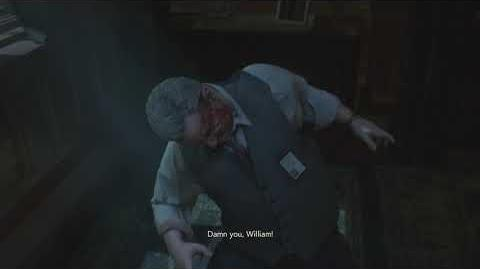 Irons dies in front of Claire