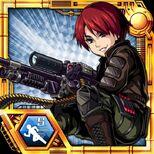 BIOHAZARD Clan Master - Character card - Tweed 3