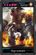 Deadman's Cross - Ogroman card