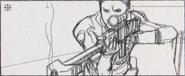 Leon vs. Chris storyboard 4