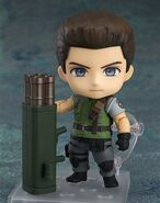 Nendoroid Resident Evil Chris Redfield Toy