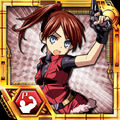 ClanMaster Card Claire RE2 Revolver