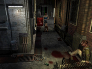 RE3 Shopping district alley 2