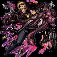 Albert Wesker Uroboros RE5 Clan Master3