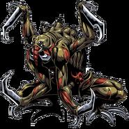 BIOHAZARD Clan Master - BOW art - Drain Deimos