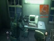 Operation Raccoon City typewriter (End of Line)
