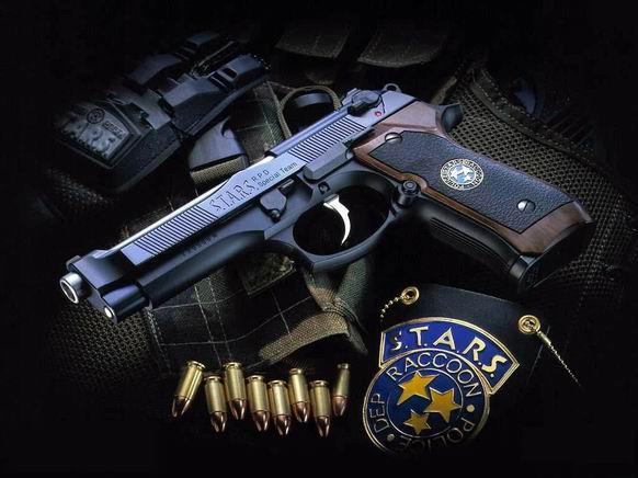 """Beretta 92F Custom """"Samurai Edge"""""""