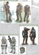 BSAA Outfit