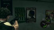 Resident Evil 5 - Paula Hopkins advertisement
