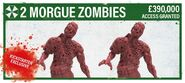 2 Morgue Zombies