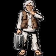 BIOHAZARD Clan Master - Reynard Fisher