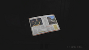 RE2 remake Raccoon Monthly, June Issue file page4 jap