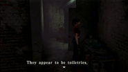 Resident Evil CODE Veronica - prisoner building bedroom - examines 01-1