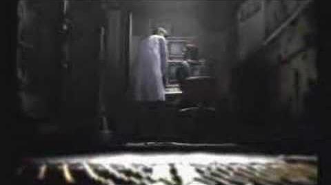Resident Evil Zero - Intro Birkin and Wesker