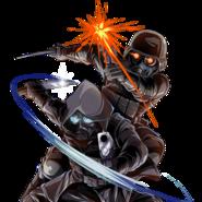 Agent & Hunk Clan Master2