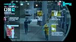 Resident Evil film - Rain computer scan