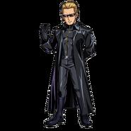 Albert Wesker RE5 Clan Master1
