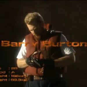 Barry Burton Cast.jpg