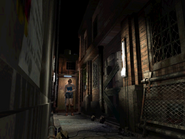 RE3 Shopping district alley 1