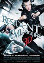 Resident evil afterlife international poster3