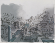 Resident Evil 5 Ndipaya Kingdom concept art 2