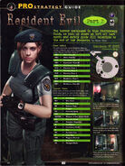 Resident Evil remake - GamePro - Issue 167 August 2002 - Jill guide Part 2 Page 100