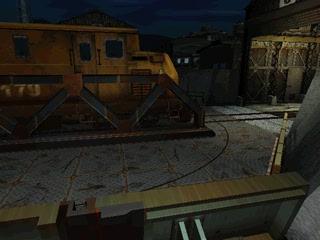 Factory/Marshaling yard