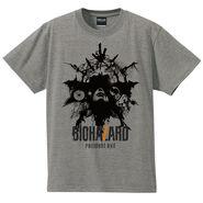 Biohazard 7 T-shirt grey