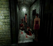 RE2 Wolf Medal Leon A location