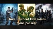 Resident Evil Triple Pack - Nintendo Switch Trailer