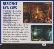 Resident Evil 0 - GamePro - Issue 167 August 2002 Page 28 - E3 review