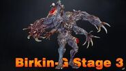 Resident Evil 2 Remake Birkin-G Stage 3 Sounds