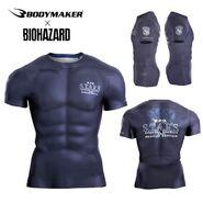 BIOHAZARD S.T.A.R.S. BM GEAR Half Sleeve 2