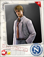 RE0 William Birkin BIOHAZARD Team Survive