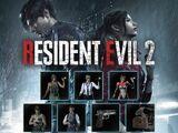 Resident Evil 2 downloadable content