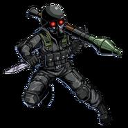 BIOHAZARD Clan Master - HUNK 13