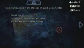 Comunicaciones de Wesker (faxes).png