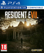 Re7 ps4 cover