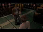 Resident Evil 3 Nemesis screenshot - Uptown - Warehouse scene 02