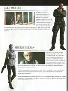 Resident Evil 6 Art Book 31