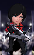 Ada Wong in Puzzle Fighter