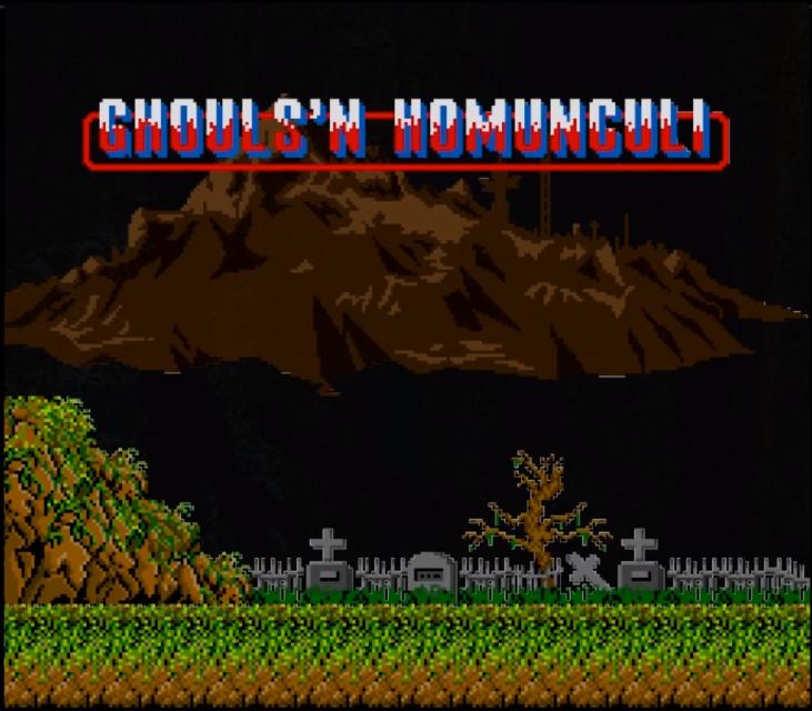 Ghouls 'n Homunculi