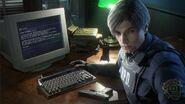 Leon Remake Typewriter