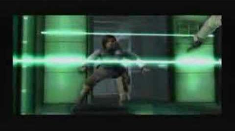 Resident Evil The Umbrella Chronicles Laser Room