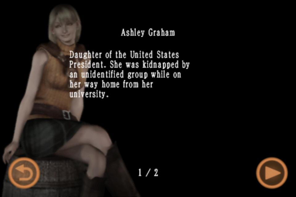 Ashley Graham (Mobile Edition file)