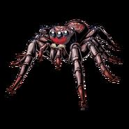 Jumping Spider Clan master