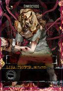 Outbreak card - Lisa Trevor (Mutated) MA-053