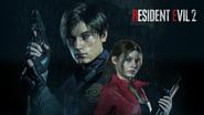 RE2 Remake Steam Pre-Order Bonus Wallpaper 03