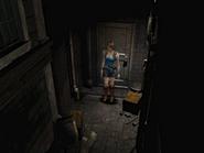 RE3 Sales Office Alleyway 1